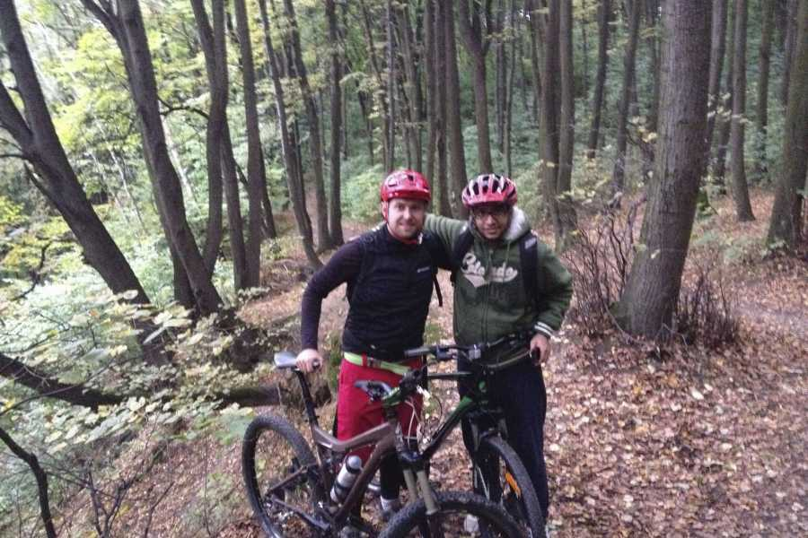 Cruising Krakow Tours & Rentals Mounds Mountain Bike Tour