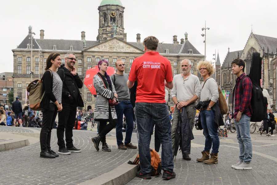 SANDEMANs NEW Amsterdam Tours Tour Gratis de Ámsterdam