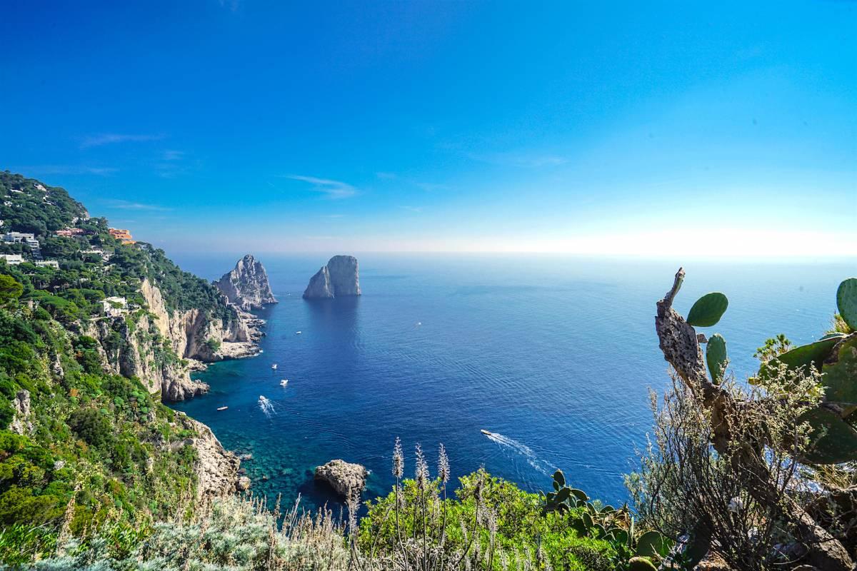 Travel etc Discover Sorrento & Capri by boat