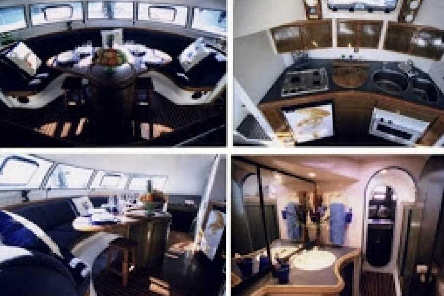 Cacique Cruiser CHARTER CATAMARAN - Suricata