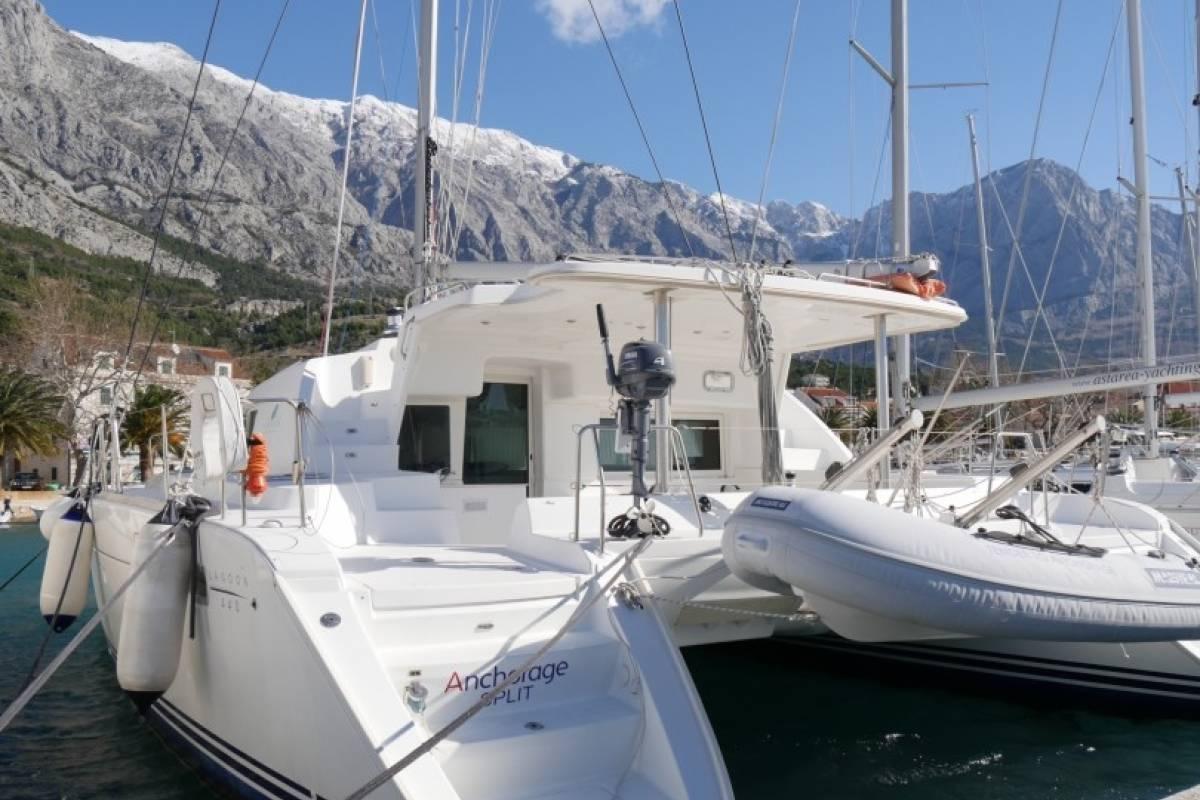 Cacique Cruiser Private Charter - Ipanema Catamaran