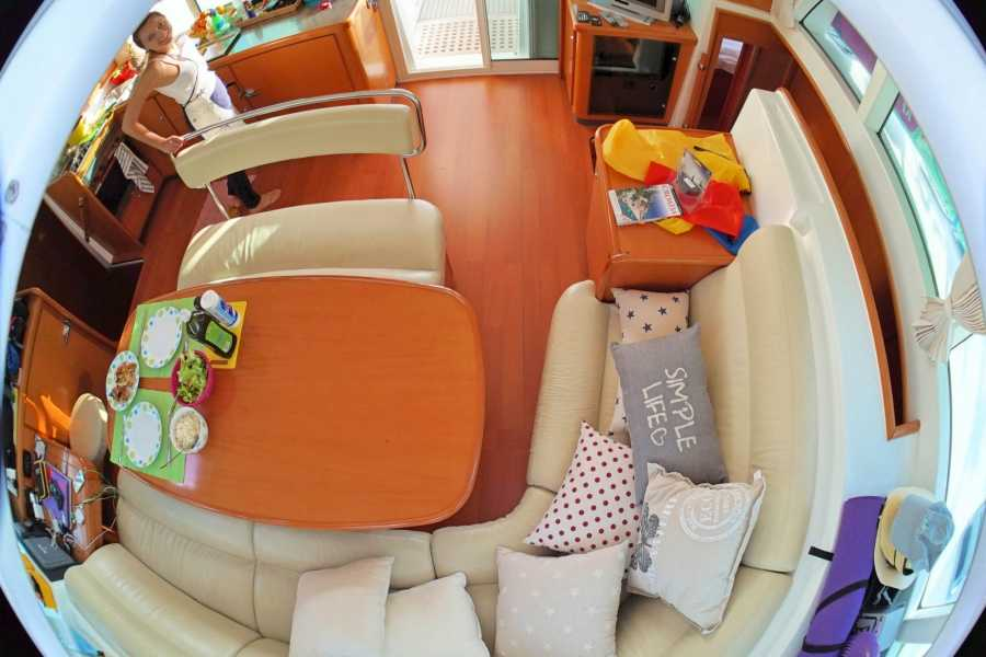 Cacique Cruiser CHARTER CATAMARAN - Ipanema