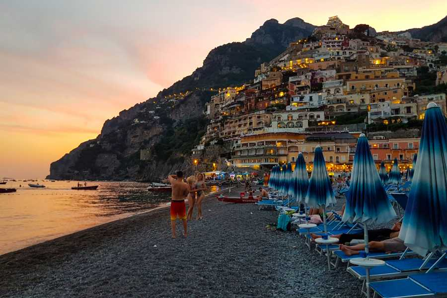 Travel etc Promenade & Dinner in Positano