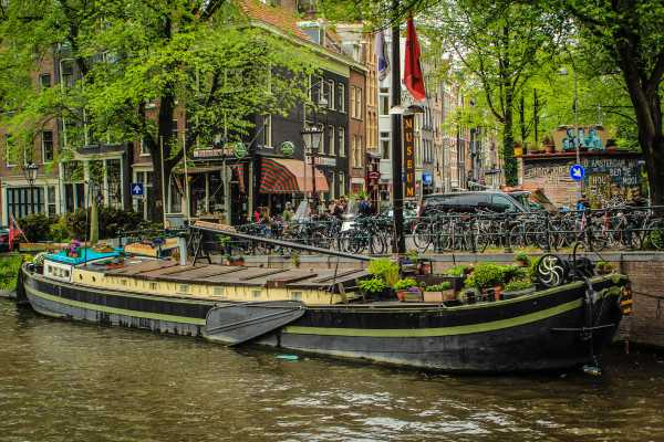 Alternative Tour of Amsterdam