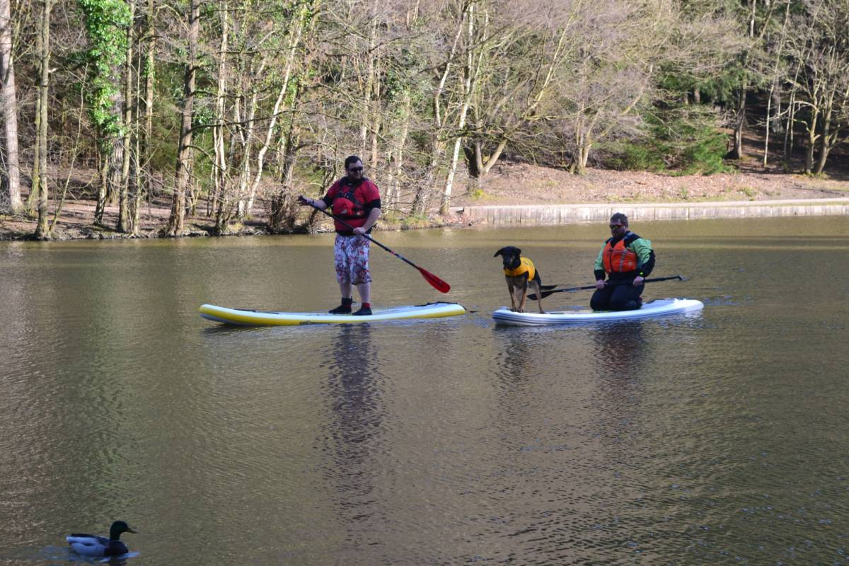 Way2go Adventures Stand Up Paddleboarding (SUP)