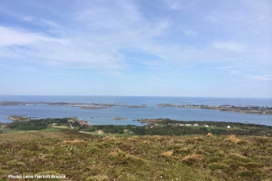 FRAM Rundtur til Nordøyane