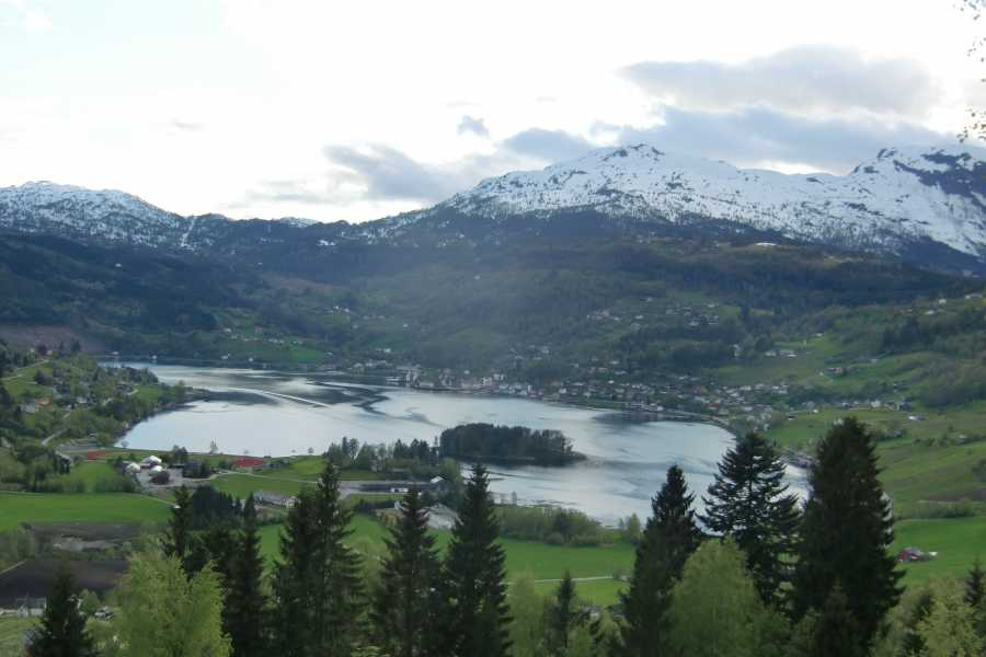 Be Nature Drift AS PRIVATE GUIDED NATURE WALK ULVIK