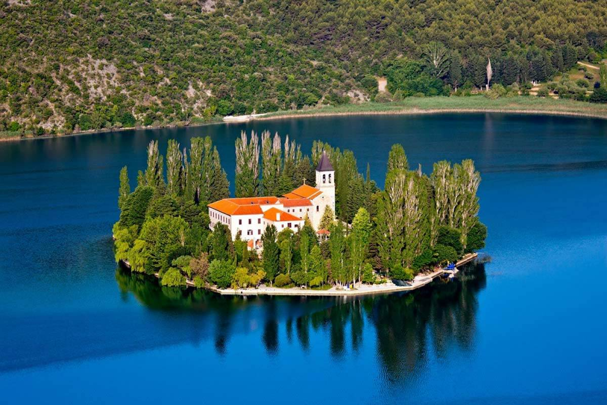 Sugaman Tours National Park Krka Tour