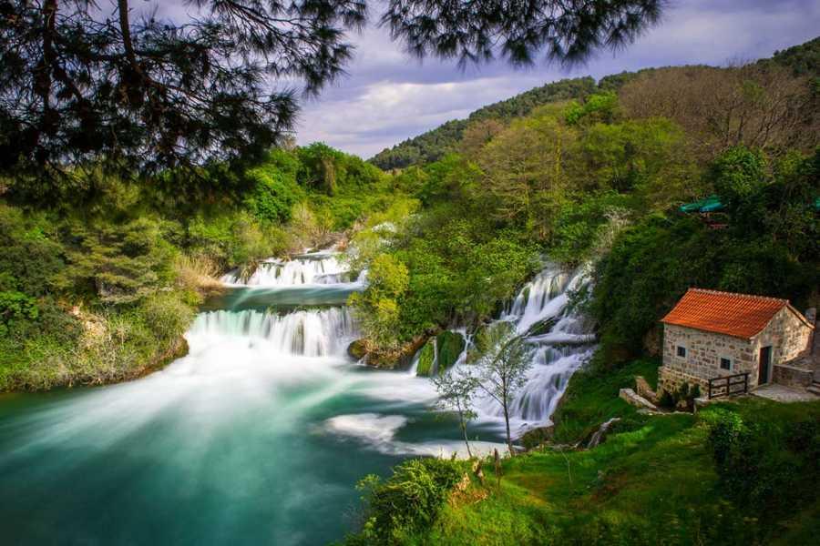 Sugaman Tours National Park Krka Tour
