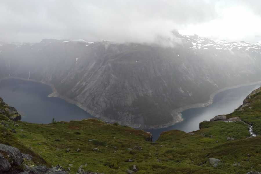 Be Nature Drift AS PRIVATE TROLLTUNGA GUIDED HIKE