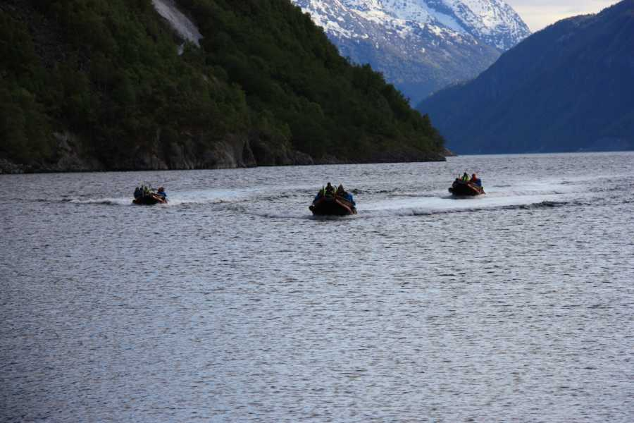 Be Nature Drift AS FJORD BOAT EXCURSION HALF DAY