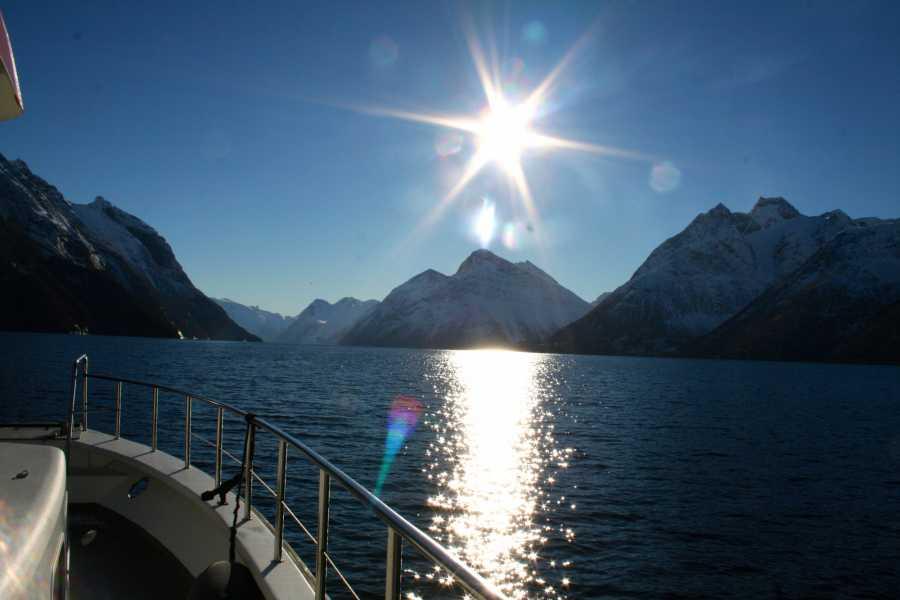 62Nord Boat trip Hjørundfjord