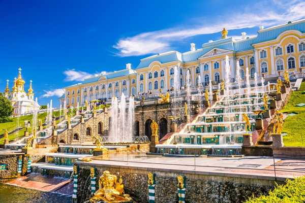 """5. St. Petersburg 1-Day Shared Minibus Tour """"Royal Palaces"""""""