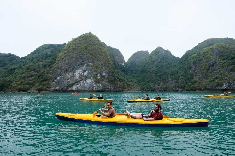 OCEAN TOURS Exceptional Adventure Cruise 3Day