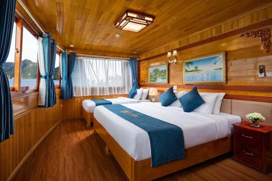 OCEAN TOURS DELUXE 3* HIBICUS two night adventure