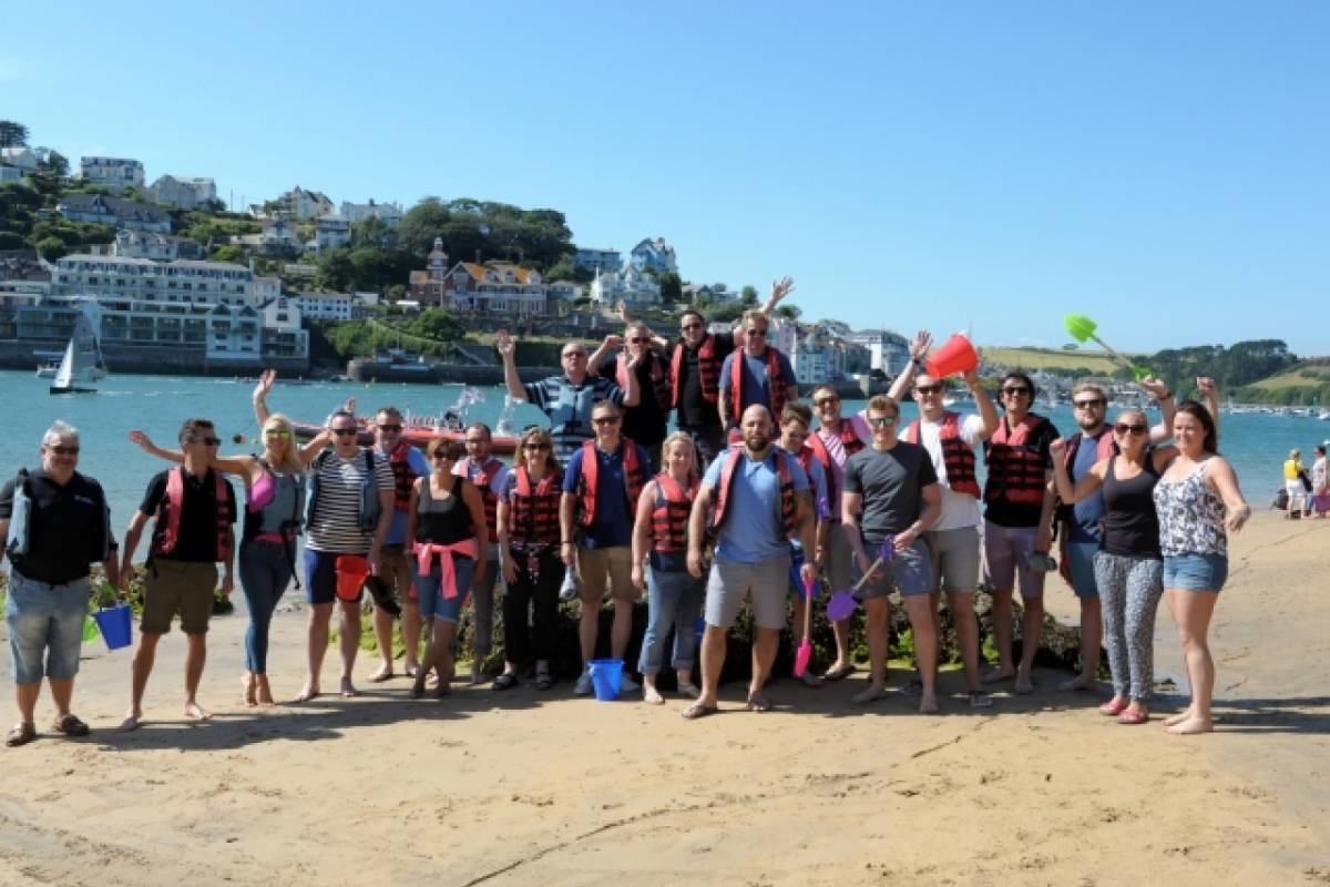 Sea N Shore Ltd WATER TREASURE HUNT SALCOMBE