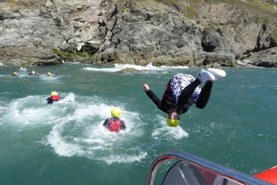 Sea N Shore Ltd Rib Coasteering