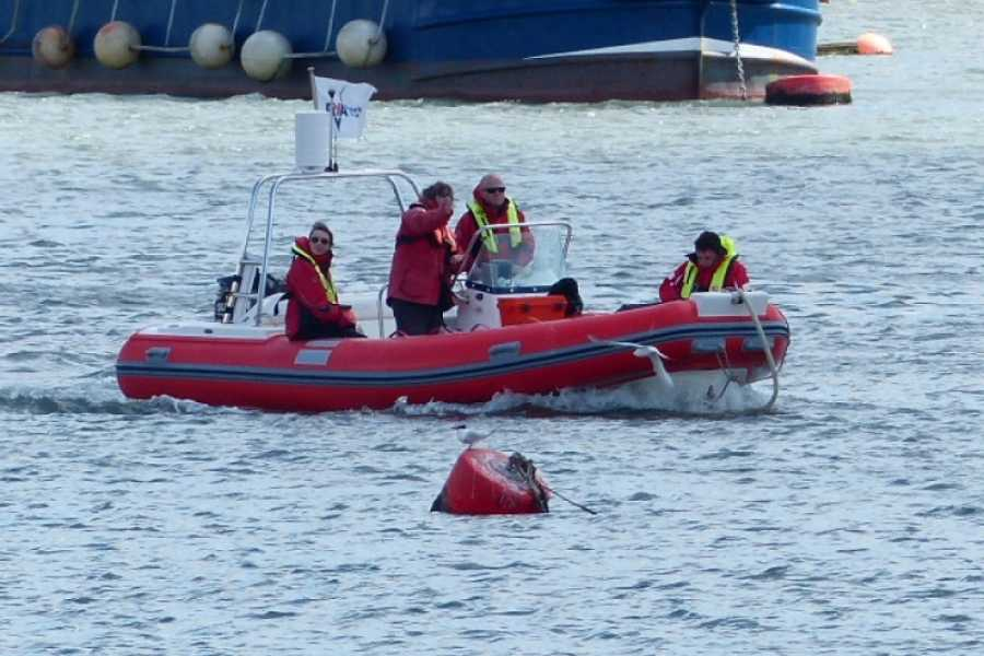 Sea N Shore Ltd RYA Intermediate powerboat course