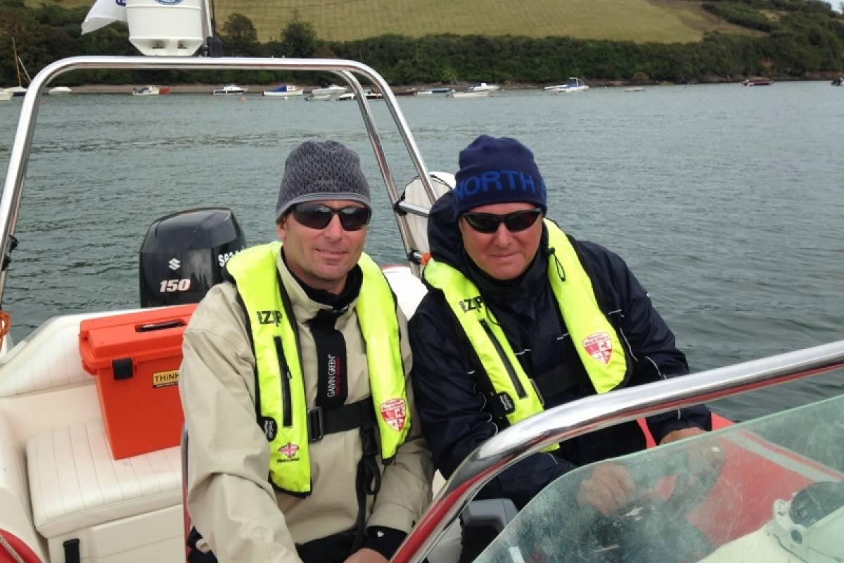 Sea N Shore Ltd Own boat tuition