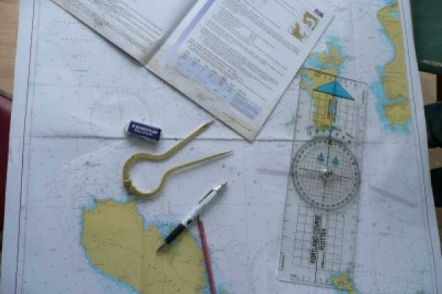 Sea N Shore Ltd RYA Day Skipper Theory