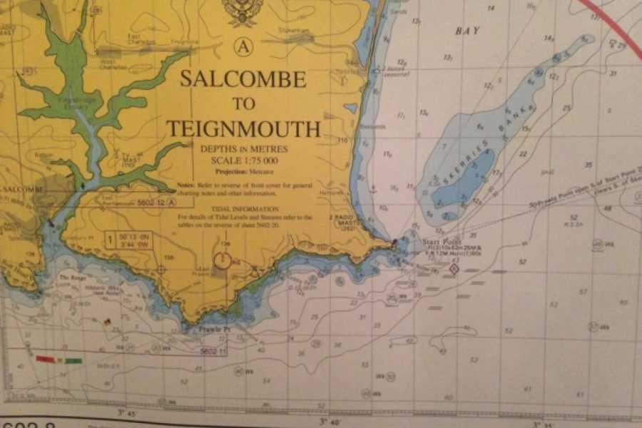 Sea N Shore Ltd RYA Yacht Master Theory