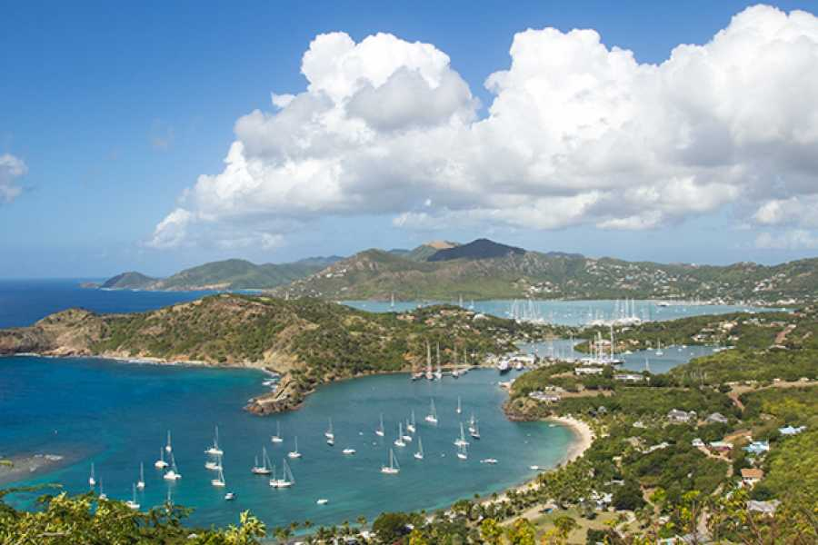 Fun 'N Sun Tours, Antigua, Caribbean VERANDAH RESORT - PINK PANTHERS EXPEDITIONS