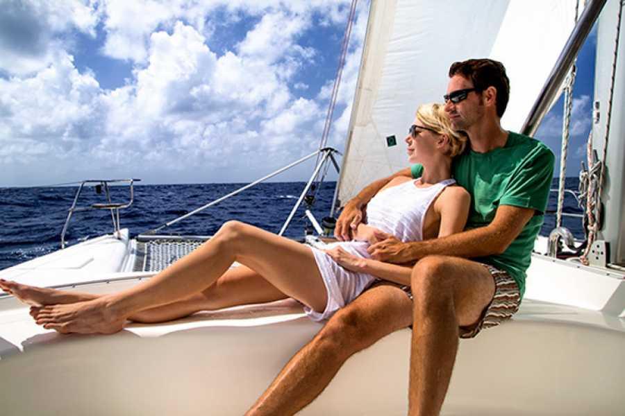 Fun 'N Sun Tours, Antigua, Caribbean Catamaran - Sunset Cruise From ST. JAMES CLUB
