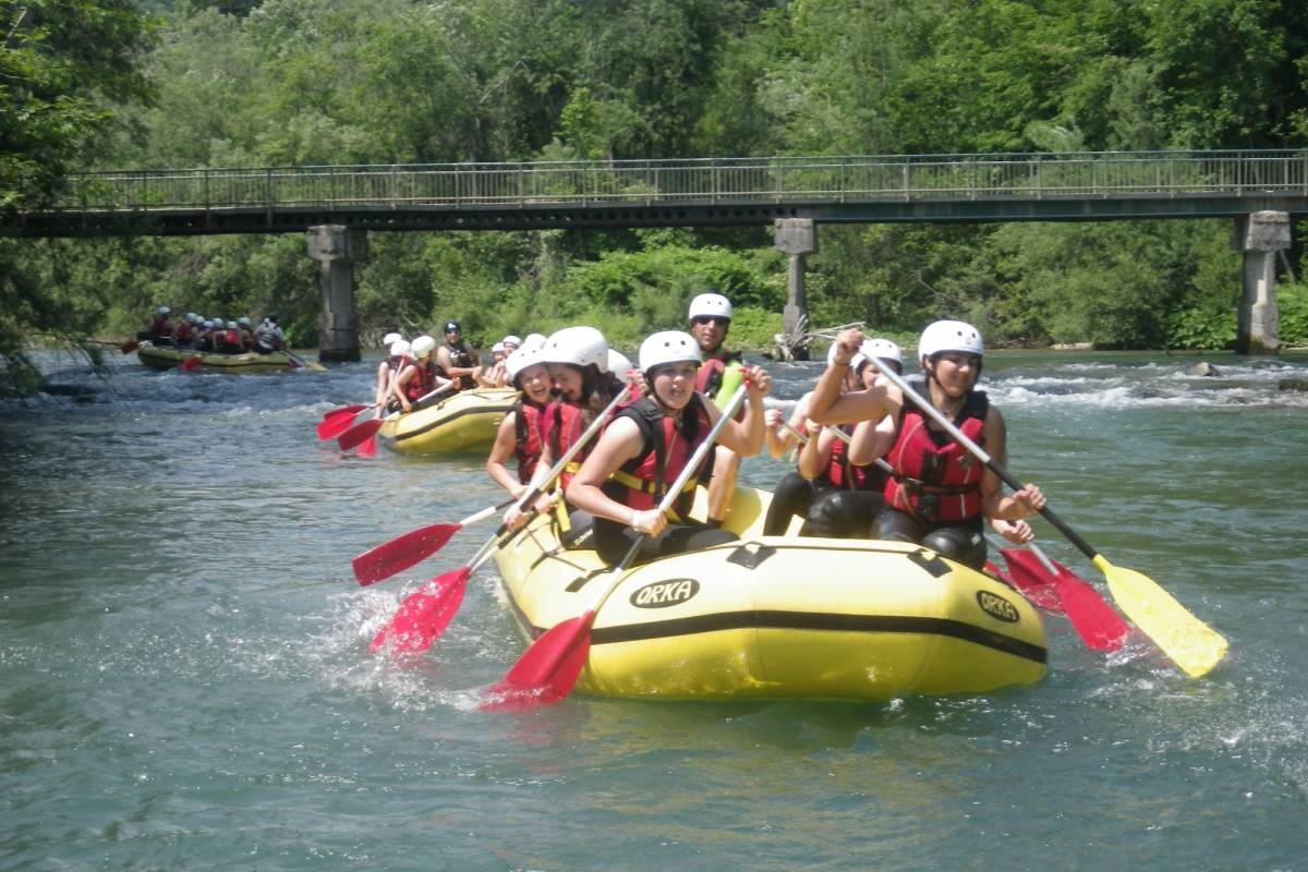Funturist PE Bled Bled Rafting