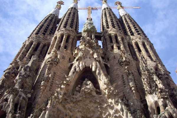 1. Barcelona Half-Day Shared Coach All Highlights Tour
