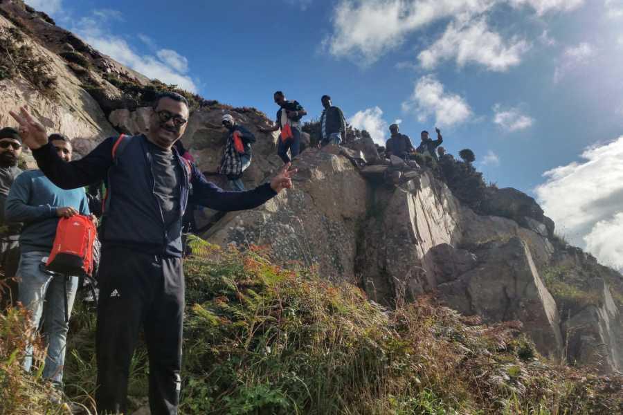 Shane's Howth Hikes Howth Safari Hike