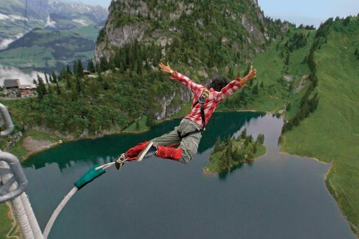Alpin Raft GmbH Bungy Stockhorn