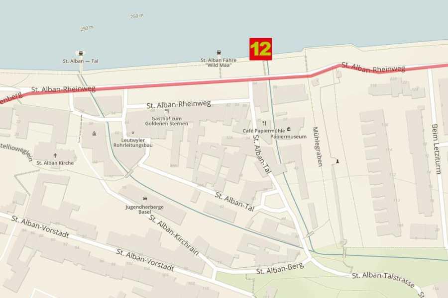 BaselCitytour.ch 12 - Moulin à Papier