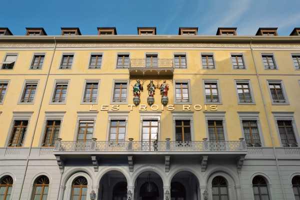 05 - Hotel Les Trois Rois