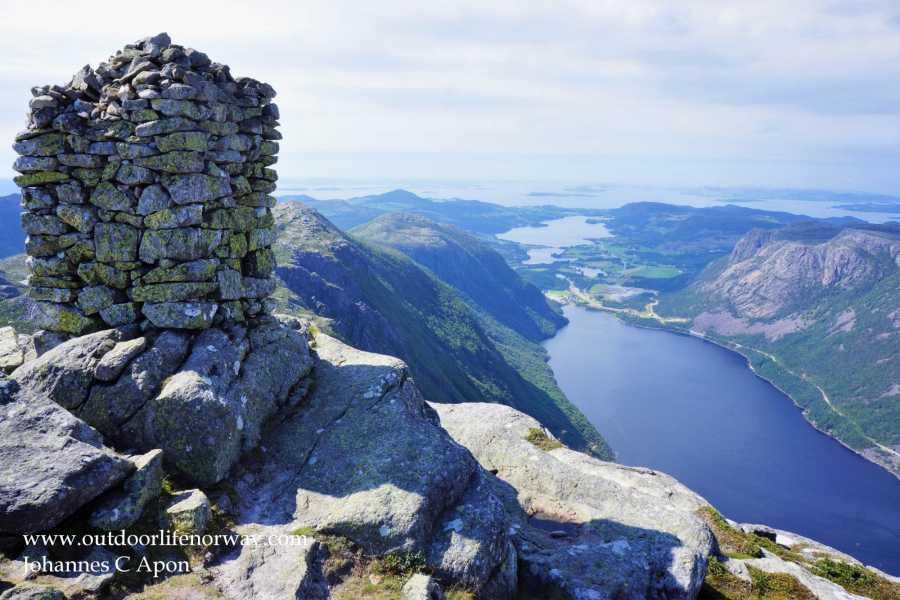 Outdoorlife Norway AS Ryfylke Hike & Beer