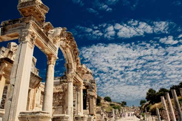 "1. Kusadasi Half-Day Shared Coach Tour ""Ancient Ephesus"""