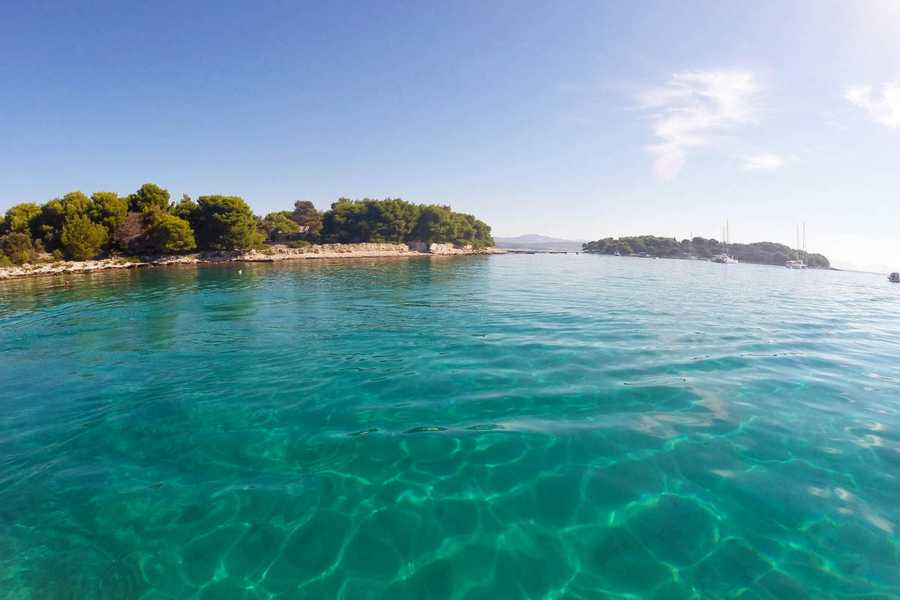 Sugaman Tours Private Tour to Blue Lagoon and Trogir