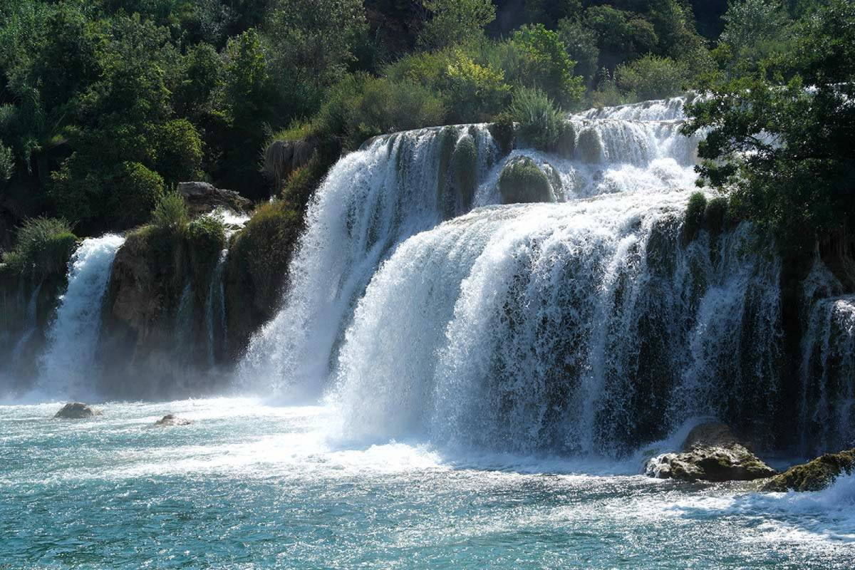 Sugaman Tours Private Tour to Krka National Park