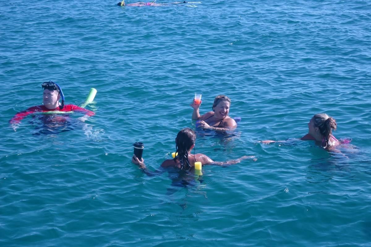 Aqua Mania Adventures TANGO HALF DAY CHAMPAGNE SAIL