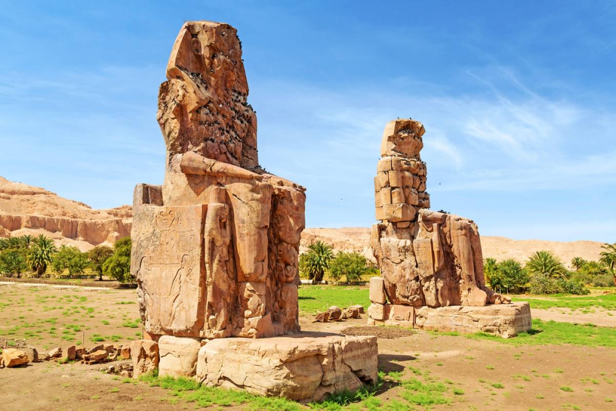 Deluxe Travel Grand Tour of Egypt