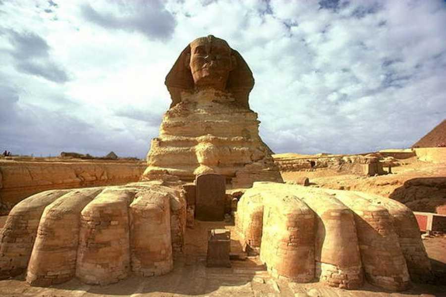 Deluxe Travel El Cairo visita las pirámides de Memphis y Sakkara