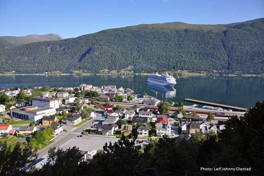 FRAM Round trip to Molde