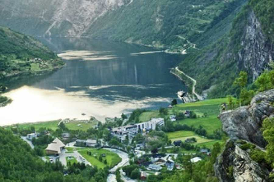 FRAM One way trip Ålesund - Hellesylt - UNESCO Geirangerfjord