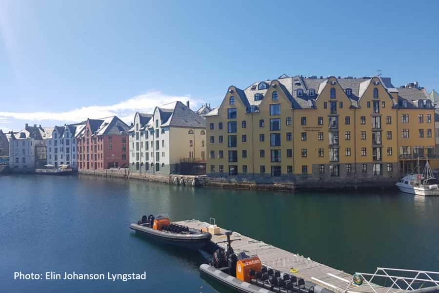 FRAM Enveistur UNESCO Geirangerfjord - Sjøholt -  Ålesund