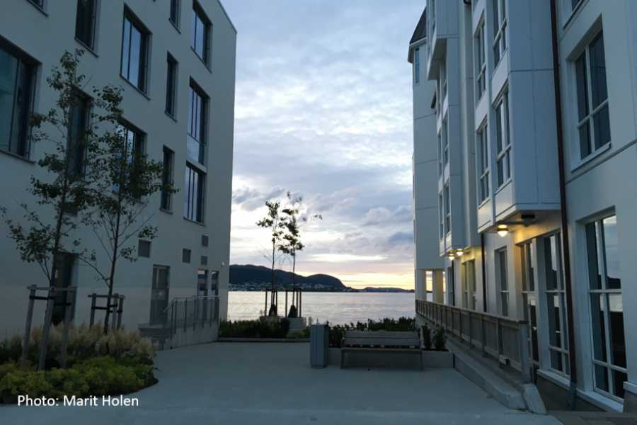 FRAM UNESCO Geiranger - Sjøholt -  Ålesund (en veg)