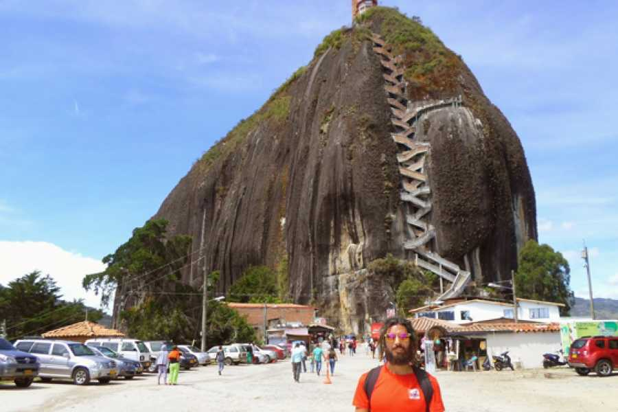 Medellin City Services Full day Pablo Escobar tour (city and Guatape)