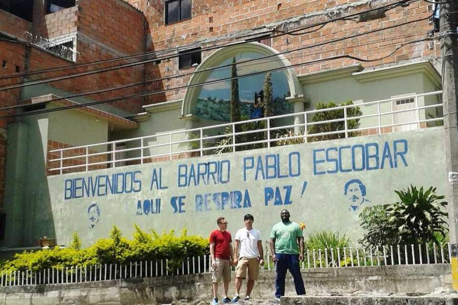 Medellin City Tours FULL DAY PABLO ESCOBAR TOUR (CITY & GUATAPE)