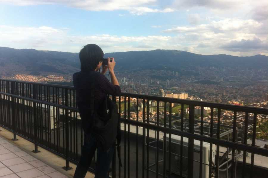 Medellin City Tours SUPER SAVER: 	MEDELLIN CITY TOUR + SILLETERO TOUR + FOOD TOUR