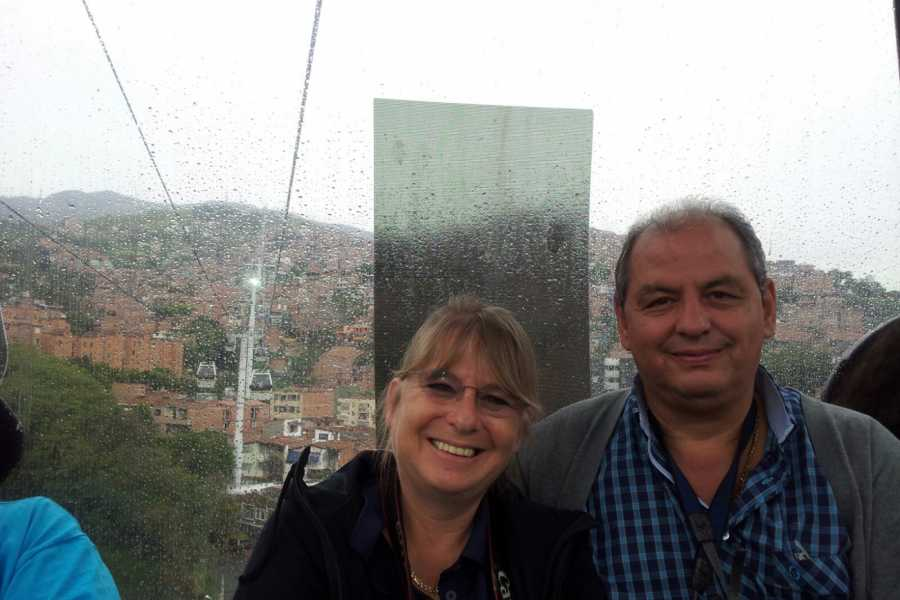Medellin City Services BoGo Tour:  BOOK METRO TOUR AND GET FREE FOOD TOUR