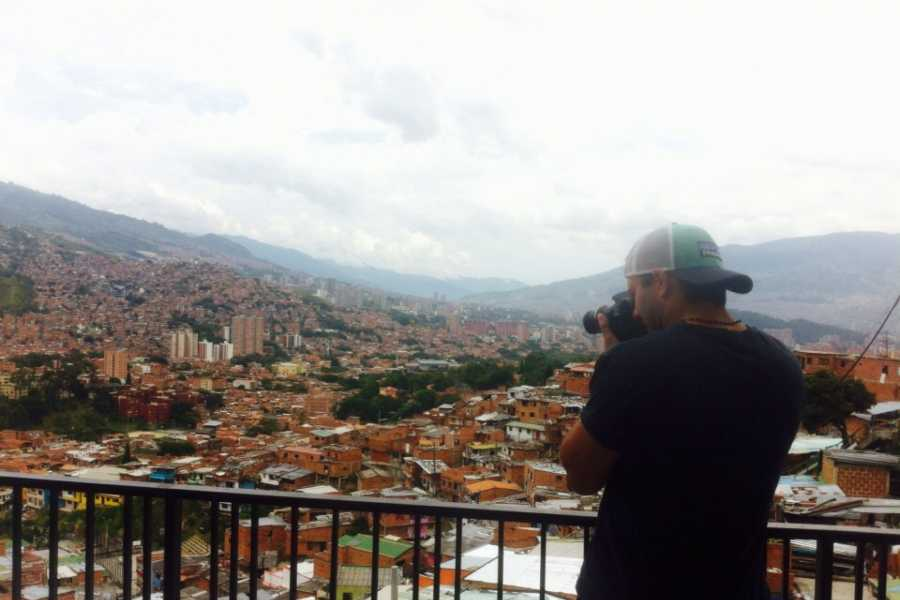Medellin City Tours BoGo Tour:  BOOK SLUMS TOUR AND GET FREE FOOD TOUR