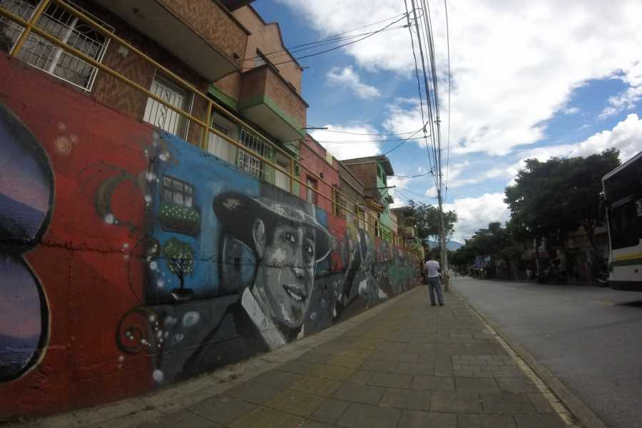 Medellin City Tours BoGo Tour:	BOOK TANGO TOUR AND GET FREE FOOD TOUR